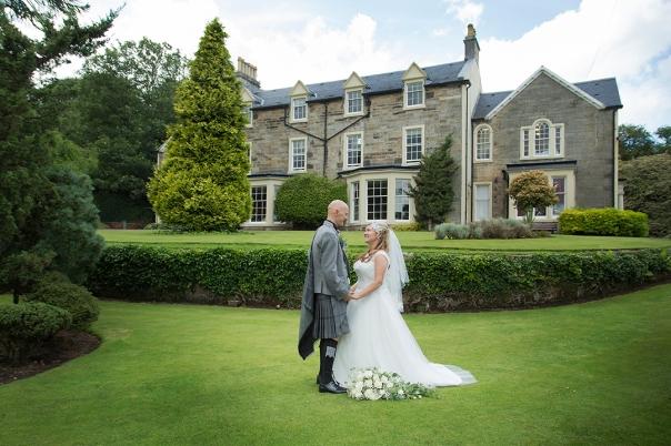 Colzium House Wedding Andrea Hay Photography