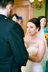 Hamilton Registry Office Wedding