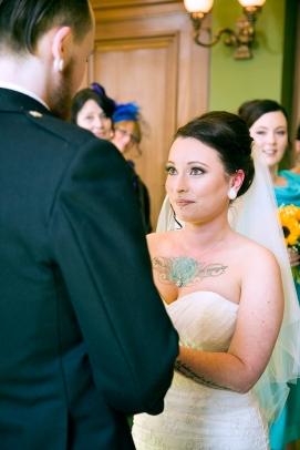 Hamilton Registry Office Wedding